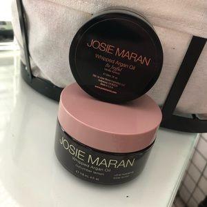 Josie Maran Whipped Argan Oil bundle